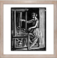 Weaving - Ready Framed